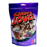 Chewy Louie Peanut Butter Biscuit Dog Treat