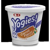 Yogies Rabbit Carrot Treats - 3.5 oz.