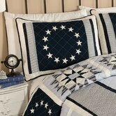 Blue Lighthouse Standard Sham