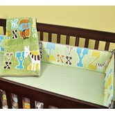 ABC 123 Crib Bedding Collection