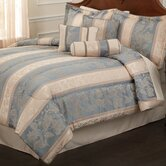 Fenwick Manor Comforter Set with Bonus Pillows