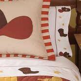 Cowboys Queen Sheet Set
