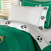 Soccer Sheet Set, Dustruffle, and Valance