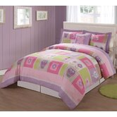 Happy Owls Bedding Collection