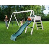 Congo Swing'N Monkey 3 Position Play Set in Green and White