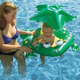 Learn-to-Swim Frog Seat with Top