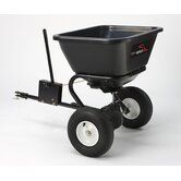 Spyker Pro 20 Series Push Spreader, 40 lbs  Capacity