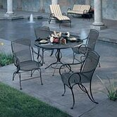 Modesto 5 Piece Dining Set