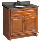 Montclair 36&quot; x 21&quot; Double Door Vanity Cabinet
