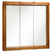Montclair 36&quot; x 30&quot; Three Door Medicine Cabinet