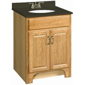 "Richland 24"" x 21"" x Double Door Vanity Cabinet"