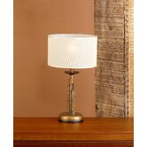 Rustik Bambu One Light Small Table Lamp
