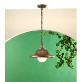 Charleston One Light Outdoor Pendant