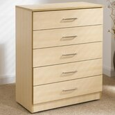 Budapest 5 Drawer Chest