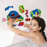 Tub Fun Home Run Bath Set