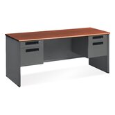 Executive Panel End Credenza