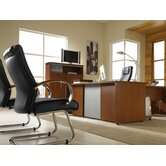 Standard Executive Desk Office Suite