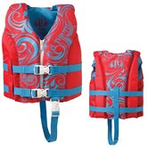 Hinged Water Sports Child's Life Vest