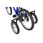 "Jr. Stabilizer Training Wheels for 20"" BMX"