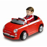 Motorama Jr. Fiat 500 Ride-on Car