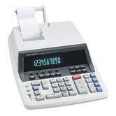 QS-1760H Desktop Calculator, 10-Digit Fluorescent, Two-Color Printing