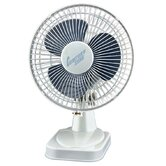 "6"" 2-Speed Desk Fan"