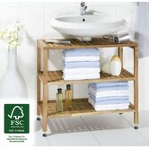 Nordic FSC Bathroom Cabinet