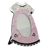 Baby Enamel Photo Frame Dress Frame