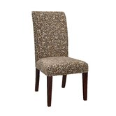 Classic Seating Leaves Parson Chair Slipcover