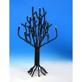 Tree Design Electric Menorah