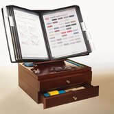 Stack and Style Desktop Reference Organizer