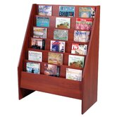 6 Pocket Magazine Display Unit