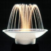 Marquis 26&quot; Decorative Fiberglass Waterfall Fountain