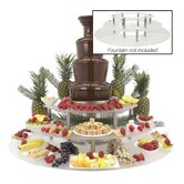 Buffet Enhancements Chocolate Fountains