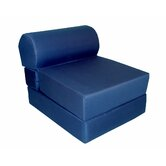 Poly Cotton Sleeper Chair