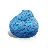 Wetlook Collection Kid's Race Car Bean Bag Lounger
