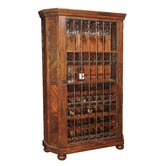 Country 25 Bottle Wine Cabinet