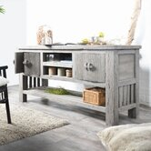 Antika Mahogany TV Buffet