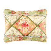 Garden Dream Patched Pillow