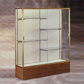 Reliant 2075 Series Case with Oak Base