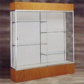 Reliant 2076 Series Case with Oak Base
