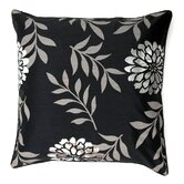 Indus Cushion Cover in Black