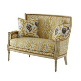 Splendor Settee Loveseat