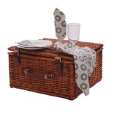Sorrento 2 Person Wicker Hamper