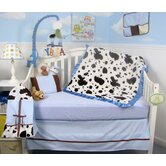 Moo Moo Baby 14 Piece Crib Nursery Bedding Set