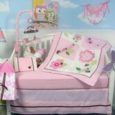 Ladybug party Baby 14 Piece Crib Nursery Bedding Set