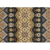 Leyda Black/Light Gold Rug