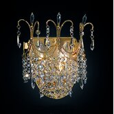 Crown 2 Light Wall Sconce