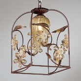 Florentine 1 Light Outdoor Hanging Lantern