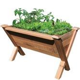 Modular Rustic Garden Wedge